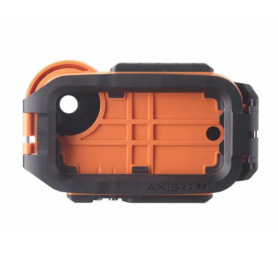 AxisGO onderwaterhuis iPhone 7/8 (Groen)