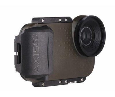 Aquatech AxisGo AxisGO onderwaterhuis iPhone 7/8 (Groen)
