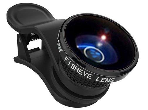 Kenko Realpro lensclip fisheye
