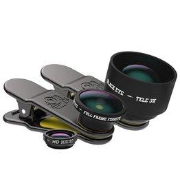 BlackEye lens Clipper Pro kit