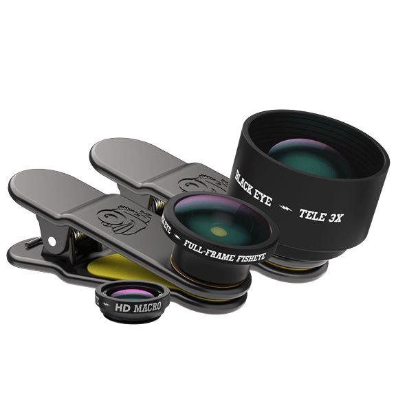 Blackeye Clipper Pro kit