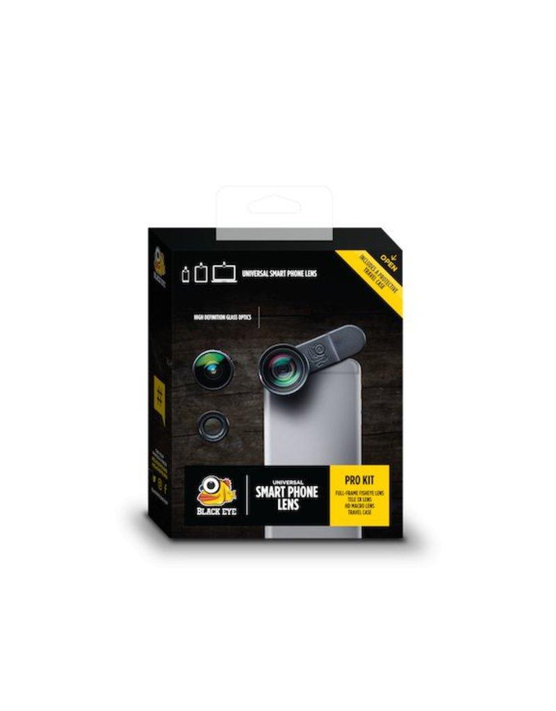 BlackEye lens Blackeye Clipper Pro kit