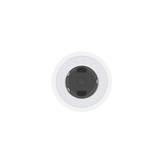 Pixigo Basic MMX62ZM/A Apple Lightning to 3.5MM Jack Adapter Cable White