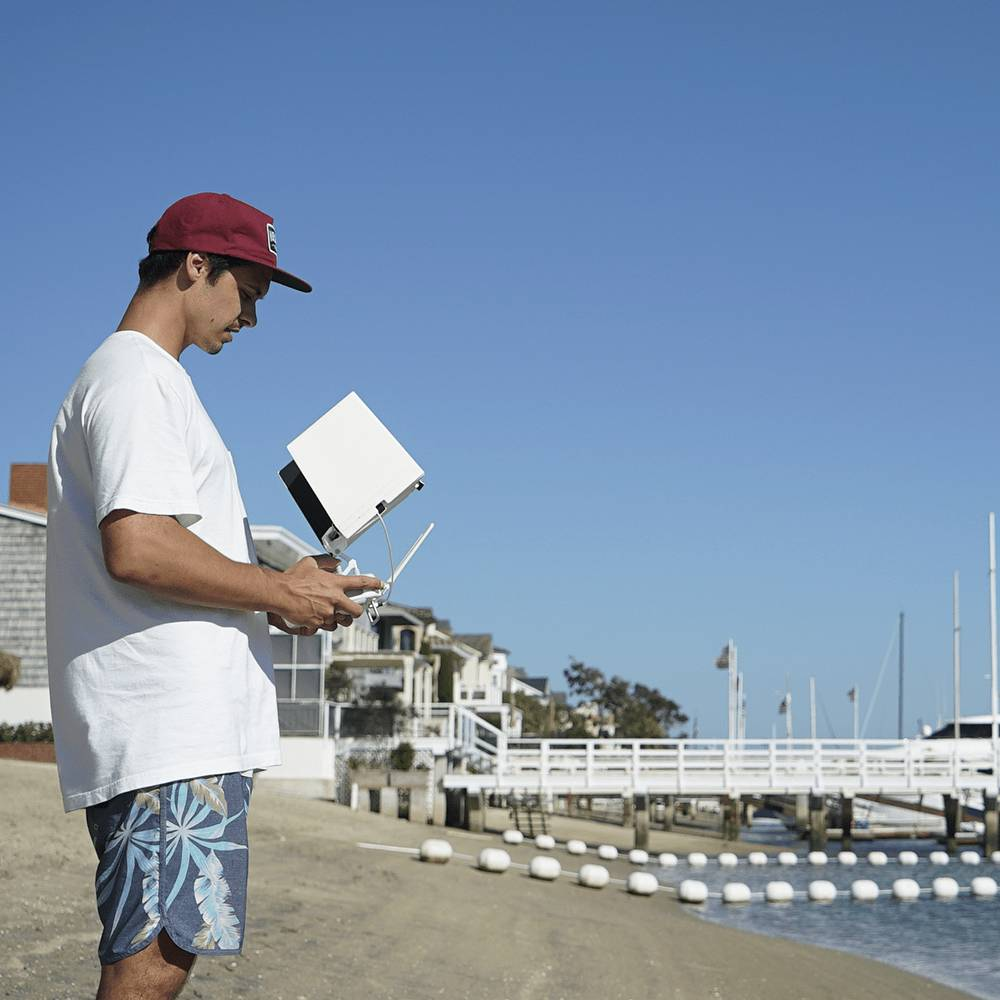 PolarPro DJI Remote Sunshade voor tablets