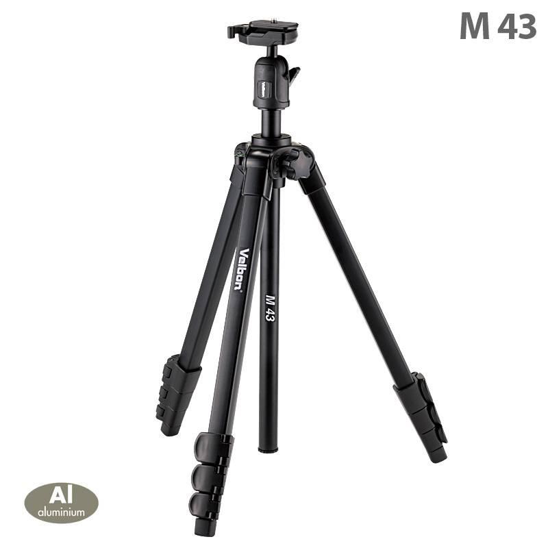Velbon Velbon M43 smartphone statief (max. 1, 55 meter)