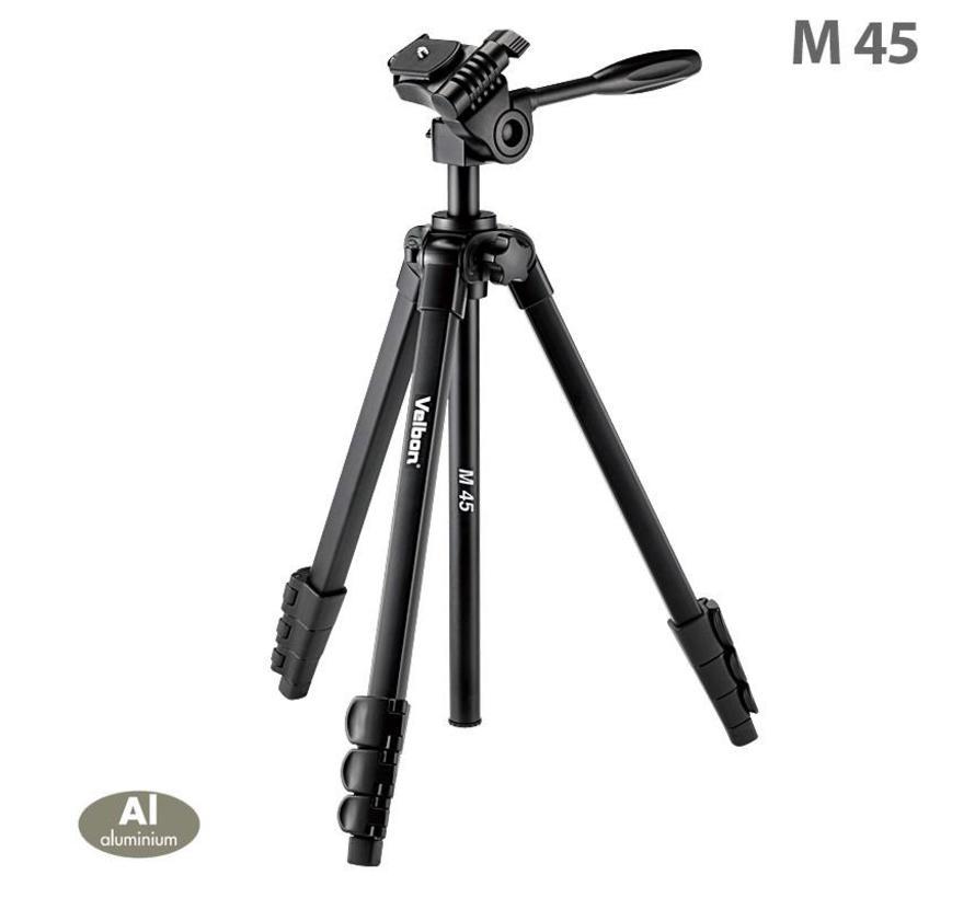 Velbon M45 smartphone statief (max. 1, 56 meter)