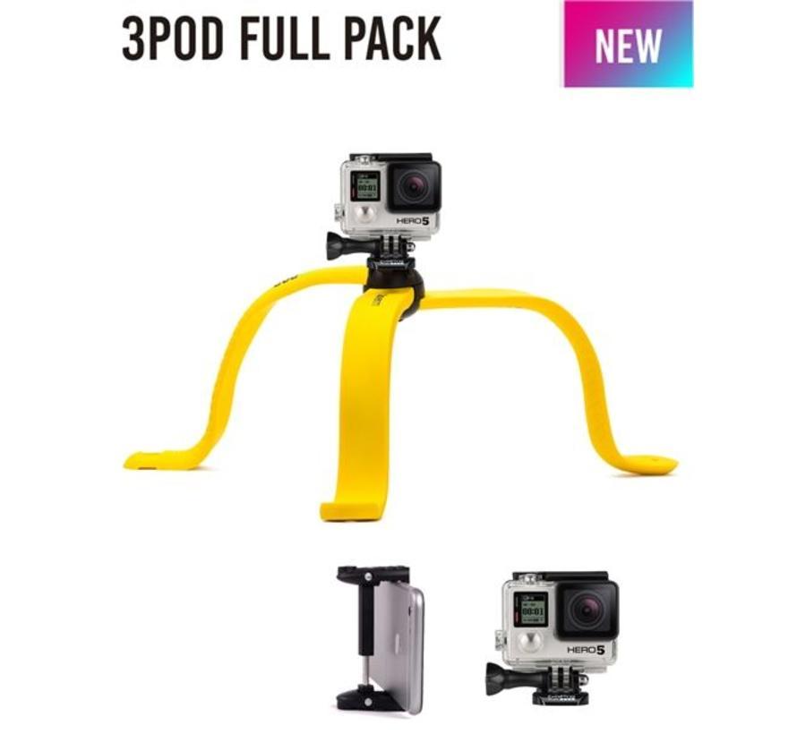 3Pod full pack