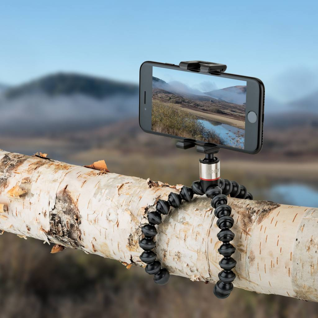 Joby Joby GripTight One GorillaPod Stand inclusief houder