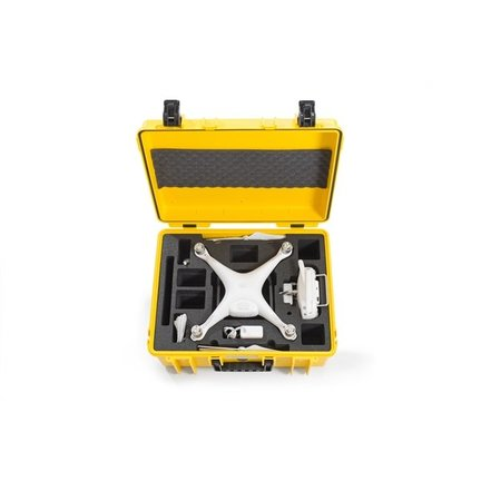 Koffers voor drones
