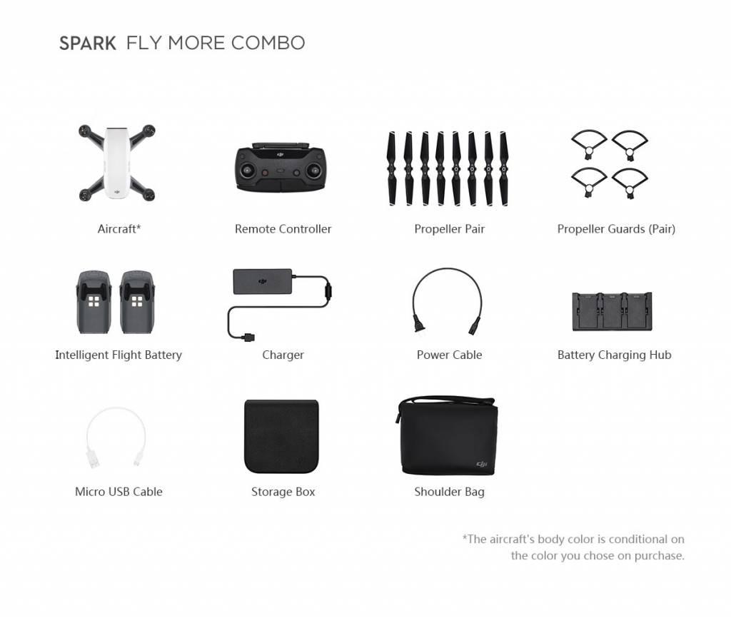 DJI DJI Spark Fly More combo