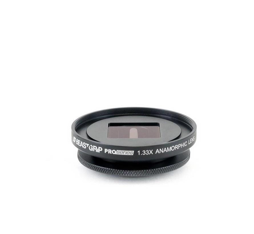 Beastgrip Pro Series 1.33X Anamorphic Lens
