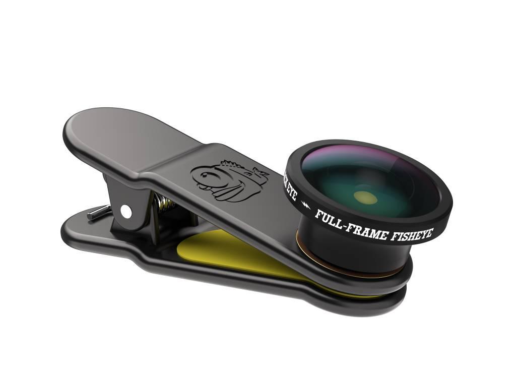 Black Eye lens Blackeye Clipper Full Frame Fish Eye
