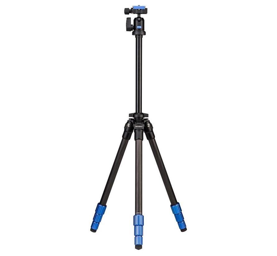 Benro TSL08 Slim statief - Carbon (max. 146cm)