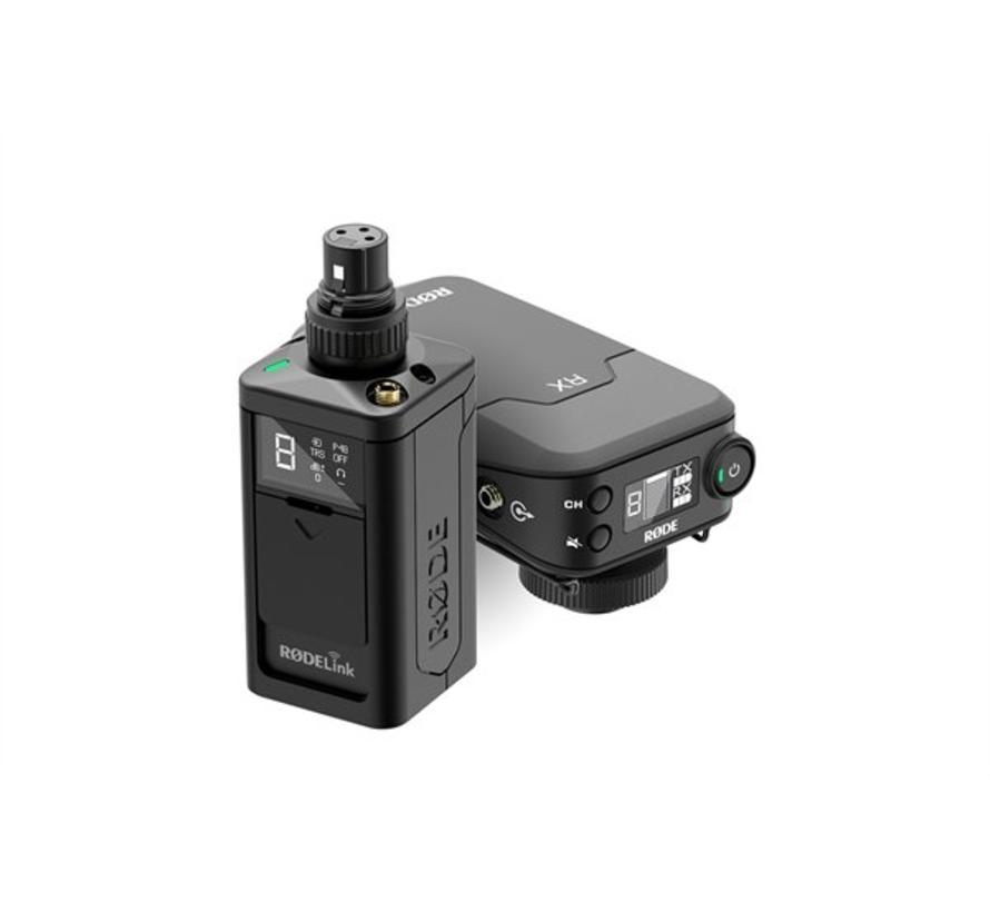 Rode Newsshooter Kit – Wireless XLR Transmitter