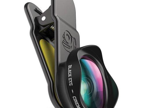 Black Eye lens Clipper Cinema Groothoeklens