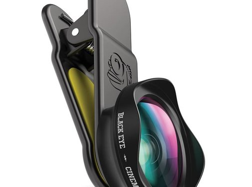 Black Eye lens Clipper Cinema Wideangle