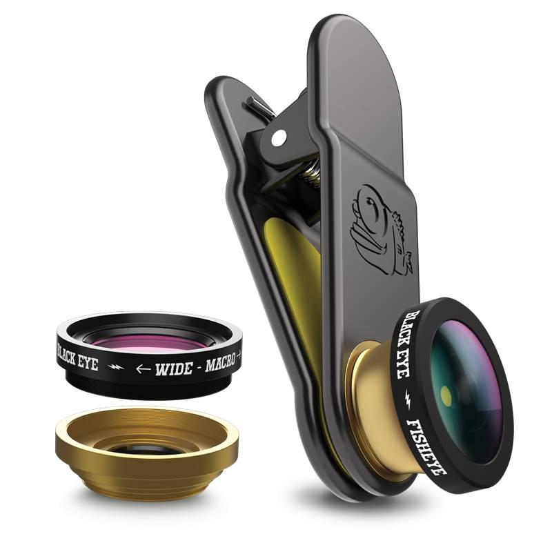 Black Eye lens Black eye Clipper Basic 3 in 1
