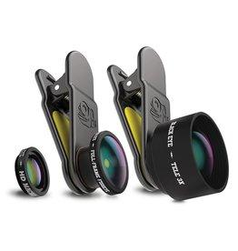 Black Eye lens Clipper Pro kit