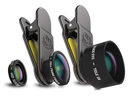 Black Eye lens Black eye Pro kit