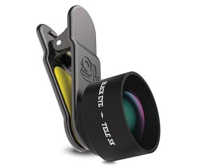 Black Eye lens Blackeye Clipper Tele X3
