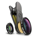 BlackEye lens Clipper HD Combo