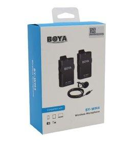 Boya Boya Microfoon Draadloos BY-WM4
