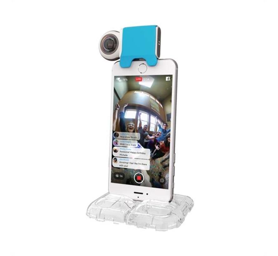 GIROPTIC 360 graden camera (iOS)