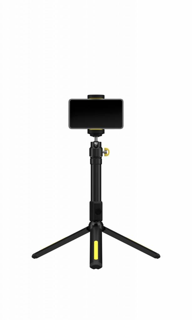 BlackEye lens HD Combo + Filming handle statief bundel