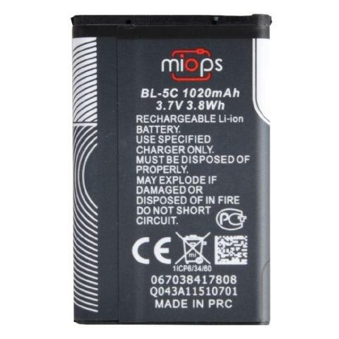 Miops Reserve Accu BL-5C