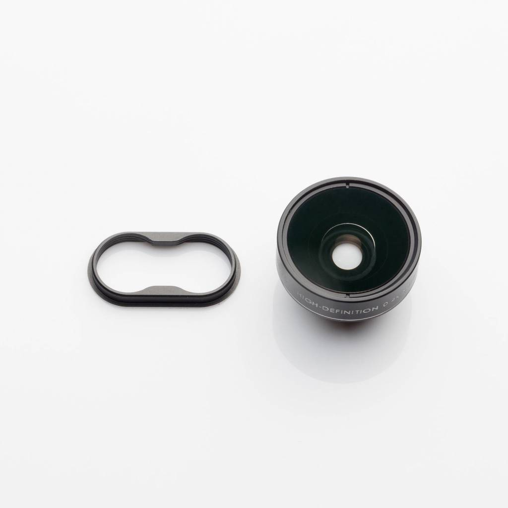 Rhinoshield Rhinoshield Crash Guard MOD Lens Adapter Apple iPhone X