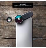 BlackEye lens Blackeye Clipper Combo (Macro & groothoek lens)