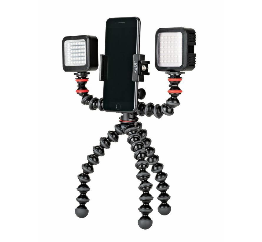 Joby GorillaPod Mobile Rig Vlog Statief