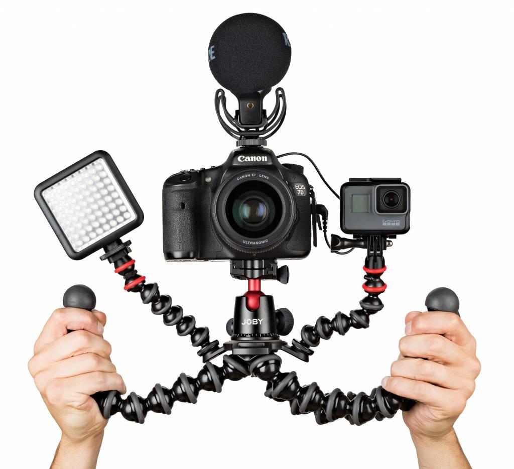 Joby Joby GorillaPod Rig Video tripod