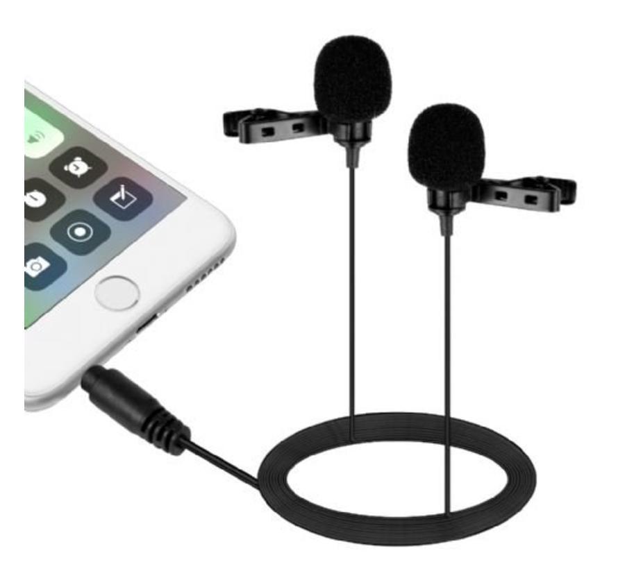 Boya Duo Pro Lavalier Microfoon BY-LM400 voor Smartphone