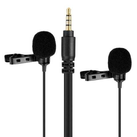 Boya Boya Duo Pro Lavalier Microfoon BY-LM400 voor Smartphone