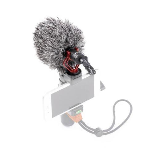 Boya Boya Universele Compacte Shotgun Richtmicrofoon BY-MM1