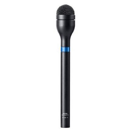 Reporter microphones