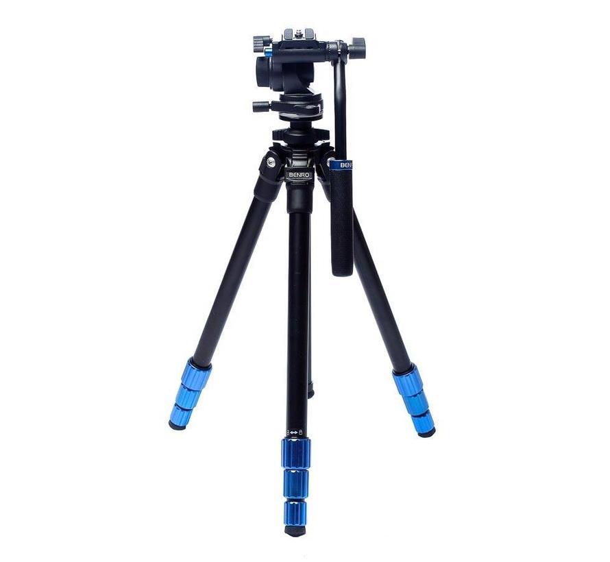 Benro TSL08AS2CSH video statief - Aluminium