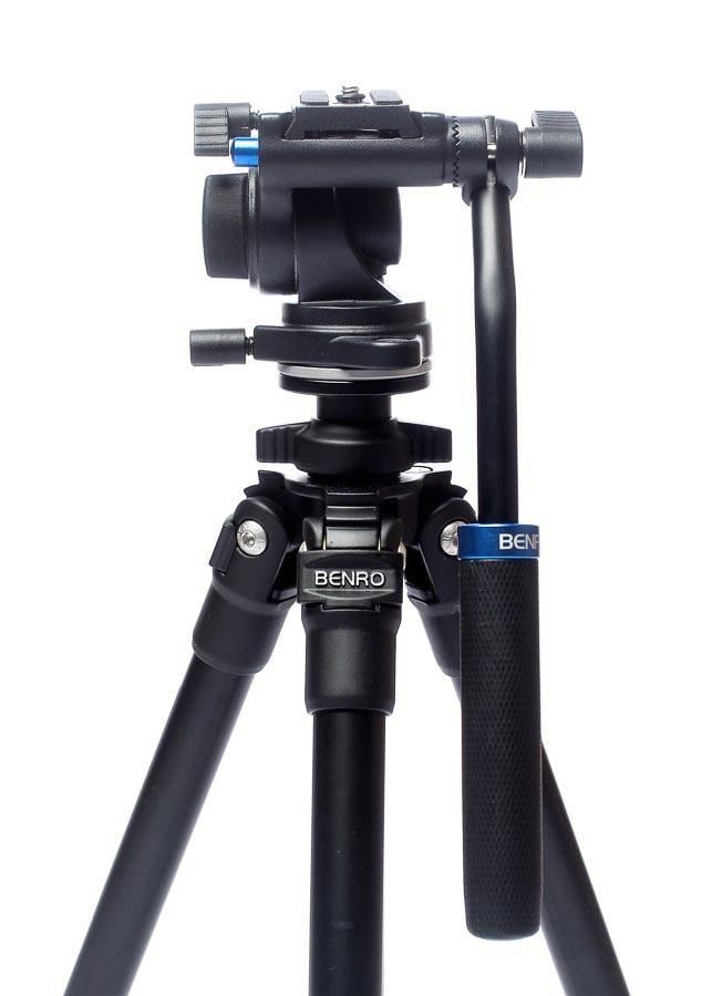 Benro Benro TSL08AS2CSH video statief - Aluminium