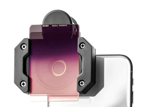 NiSi Mobile filters kit