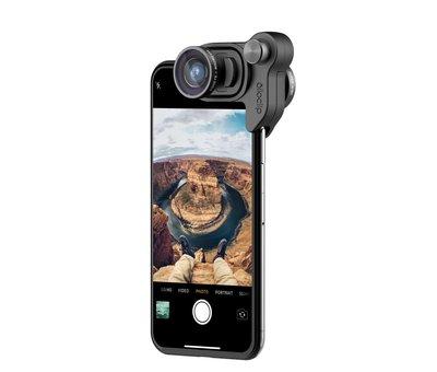 olloclip olloclip mobile photography set voor iPhone X (fisheye, groothoek, macro)