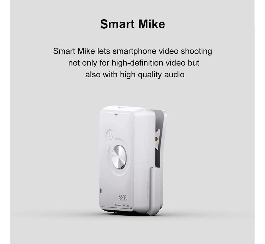 Smart Mike Pro Draadloze smartphone microfoon