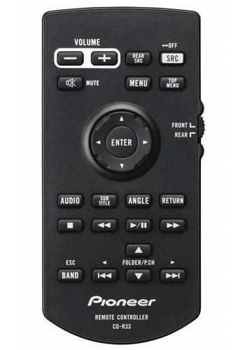 Pioneer CD-R33 - afstandsbediening