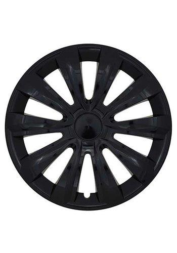 Wieldopset 15 inch Delta Black Eco