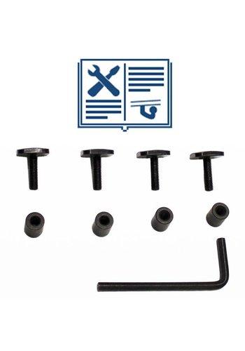 Thule T-Track adapter 882 - Portage / Board Shuttle