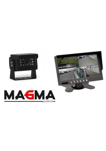 Complete set camera met MA-KC-009 heavy duty