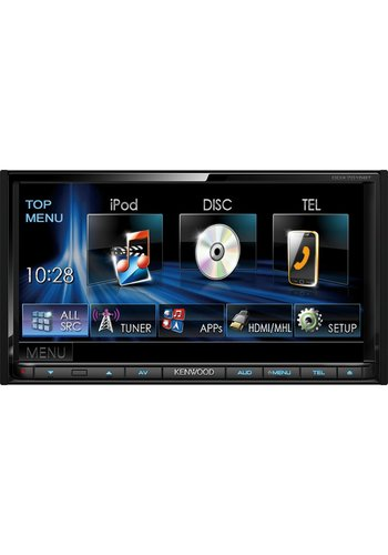 Kenwood DDX7015BT - Multimedia Topper