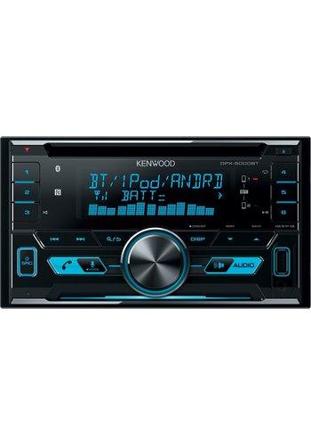 Kenwood DPX5000BT - 3 Jaar Garantie