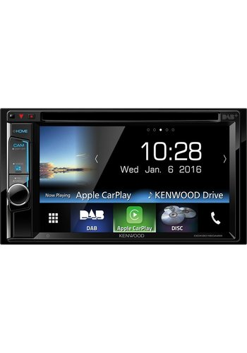 Kenwood DDX8016DABS-E3 + Gratis DAB+ Antenne