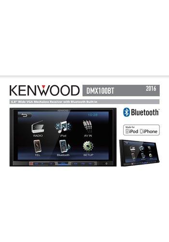 Kenwood  DMX100BT - 2017 model